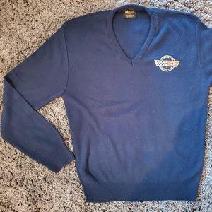 Vintage horizon corvetter sweater M